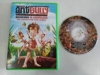 ANTBULLY BIENVENIDO AL HORMIGUERO DVD + EXTRAS ESPAÑOL ENGLISH TOM HANKS
