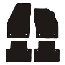Volvo S40 V40 2004 - 2012 Tailored Black Car Floor Mats Carpets 4 piece Set