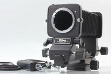 [ NEAR MINT ]  Nikon Bellows Focusing Attachment PB-6 + Release AR-10 from Japan