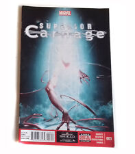MARVEL COMICS Superior Carnage issue no.3 - Spiderman Venom Related