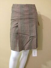 Espirit Women's Plaid Skirt - Size 1 - NWT