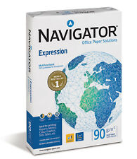 Navigator Expression  90g InkJet Kopierpapier  weiß  10000 Bl. A3  Druckerpapier
