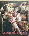 Abercrombie & Fitch - A&F Christmas 2001 Catalog - Bruce Weber