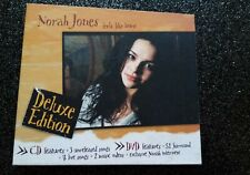 NORAH JONES   FEEL LIKE HOME    DELUX EDITION  3 EXTRA TRACK / DVD / INTERVIEW