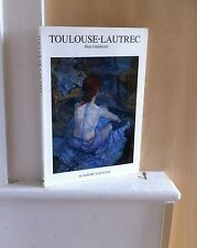 Toulouse-Lautrec; by Pere Gimferrer