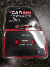 Lesley Cassette Car Adapter (For Mobile Mp3-Cd in your Car)