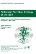 Molecular Microbial Ecology of the Soil: Results from an FAO/IAEA Co-o-ExLibrary
