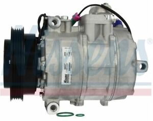 NISSENS (89027) Klimakompressor für AUDI SKODA VW