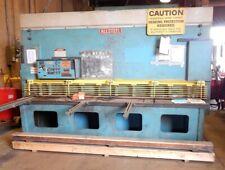 1986 Allsteel M 12 10 10 X 12 Hydro Mechanical Shear