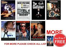 Classic Film Series , Movie Posters in sizes A0-A1-A2-A3-A4-A5-A6-MAXI - CLS 4