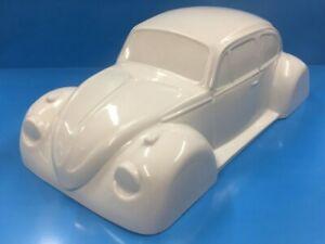 Volkswagen Beetle Body Shell 1:10 Touring Car Drift Crawler Tamiya ABS