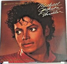 Michael Jackson Thriller  Single   12""