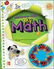 McGraw-Hill My Math: Grade 4, Vol. 1 (ELEMENTARY MATH CONNECTS), , Excellent Boo