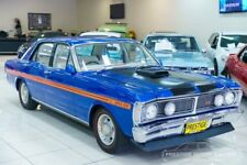 1971 Ford Falcon XY GT Blue Manual 4sp M Sedan
