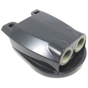 Volvo Penta 3860450 Remote Oil Filter Adapter OEM