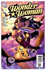 WONDER WOMAN v3 #1(8/06)CHEETAH/DOCTOR PSYCHO/GIGANTA(JUSTICE LEAGUE)CGC IT/9.8!