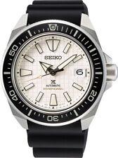 New Seiko Automatic Prospex King Samurai White Dial Divers Men's Watch SRPE37