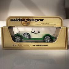 Repro box MATCHBOX MOY Nº 08 1914 à queue BLISTERBOX
