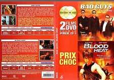 DVD Bad Guys / Blood Heat - Coffret 2 DVD