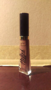Too Faced Melted Latex Liquid Lipstick shade Strange Love brown