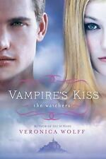 Vampire's Kiss: The Watchers-ExLibrary