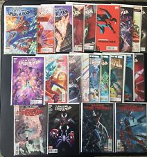 AMAZING SPIDER-MAN 1-20 RENEW YOUR VOWS 8 CLONE CONSPIRACY 790 23 BOOK LOT KEYS