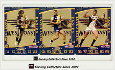 2012 AFL Teamcoach Trading Cards Prize Team set West Coast (3)