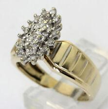 Anillos de joyería con diamantes anillo de compromiso