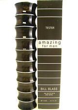 Amazing for Men by Bill Blass Eau de Toilette Spray 3.4 oz ~ New Tester