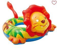 Children Water Bath Toy Shower Sport Floating Clocking Float Big Animal Ring