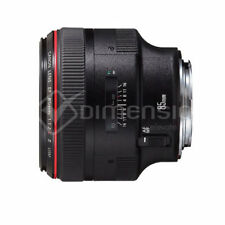 Canon EF 85mm f1.2L Mark II USM+5Years Warranty f1.2 f/1.2 genuine