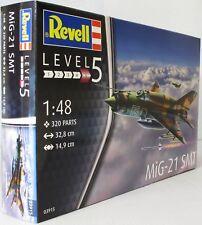 Revell 1:48 03915 MIG-21 SMT Model Aircraft Kit