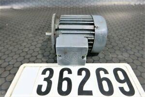 VEM K 12R 71G4 Motor Elektromotor 230/400V 0,37kW 1345/1385 U/min #36269