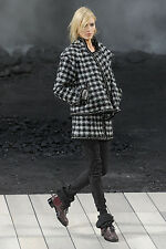 CHANEL Runway Lurex Tweed Mini Skirt Size FR 34 $2225