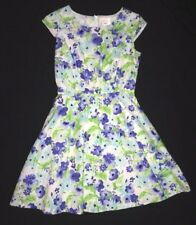 Gymboree Womens Size 4 Family Brunch Mom Dress Dressed Up Easter Spring Floral