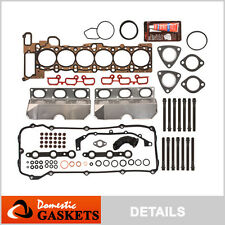 01-06 BMW Z3 Z4 X3 X5 325 330i 525 530i 2.5 3.0L Head Gasket Bolts Set M54 256S4