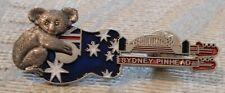 2000 Sydney Olympic Pin Pinhead Collector Guitar Flar Koala Limited Edition 2000