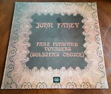 John Fahey (Fare Forward Voyagers) Solider's Choice *SEALED* TAK-7035