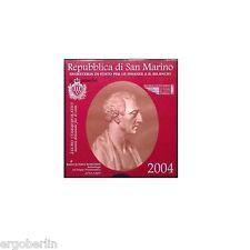2 euro pièce commémorative/spécial pièce san marin 2004 Borghesi