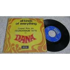 DANA - All Kinds Of Everything French PS Eurovision 70 BIEM