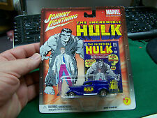 Johnny Lightning Marvel The Incredible Hulk  1933 Ford Delivery Truck  MOC