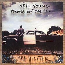 Neil Young-visitante 2x Vinilo Lp En Stock Nuevo/Sellado
