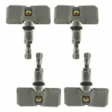 Set of 4 Brand New TPMS Tire Pressure Sensors - Dorman # 974-007