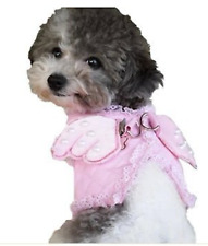 """Pet Palace """"Little Angel"""" Dog Harness with wings & lead plus 10% to pet charity"""