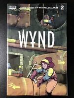🚨 WYND #2 Cover A MICHAEL DIALYNAS / IN HAND NM Gemini Shipping❗️