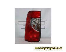 TYC Left Side Tail Light Lamp Assembly for Nissan Xterra 2002-2003 Models