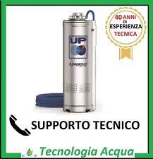ELETTROPOMPA SOMMERSA MULTIGIR. PEDROLLO UPm 2/5 HP 1.5 v220 POMPA MONOBLOCCO UP