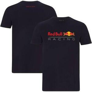 Red Bull Racing L0go T-shirt 2 Side Vintage Gift For Men Women Funny Black Tee