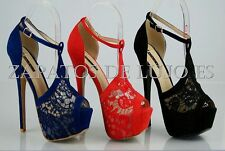 Calzado de mujer,SeXy Zapatos de tacón,Exclusivos tallas - 35,36,37,38,39,40
