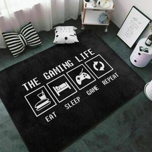 3D Gamer Rug Video Games Doormat Door Game PlayStation Floor Mat Carpet NEW G23